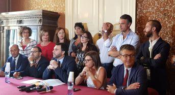 Vittoria. Operazione Exit Poll: Conferenza stampa del sindaco Moscato