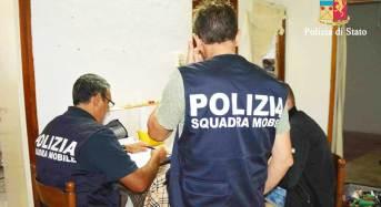 Modica e Vittoria. La Polizia di Stato sgomina banda di rumeni esperta in furti in appartamento e ricettazione