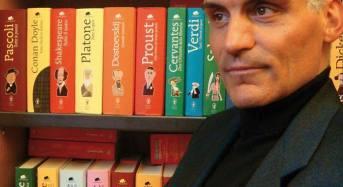 """Andrea Frediani a Vittoria: presentazione libro """"L'incredibile storia di Roma antica"""""""