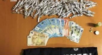 Spacciatore arrestato a San Cristoforo
