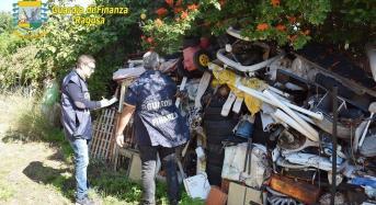 100 tonnellate di rifiuti pericolosi: Sequestrata a Modica una discarica abusiva