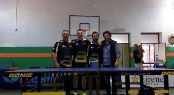 Al via i campionati di Tennis Tavolo 2017/2018: Il TT Modica corsaro a Vittoria e Caltanissetta
