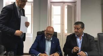 Firmato a Malta l'accordo sulla internazionalizzazione tra CNA Ragusa e GRTU