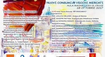 """Palermo. """"In Sostanza…InFormazione. Nuovi consumi in vecchi mercati"""": Lunedì 16 ottobre al Liceo Benedetto Croce"""