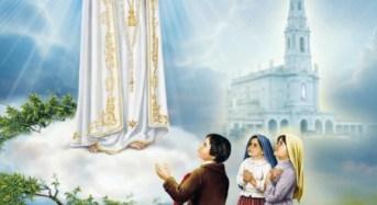 San Possidonio (Mo).Triduo di preghiera Centenario Madonna di Fatima.