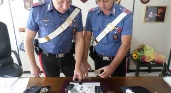 Pozzallo. Giovanissimo con la droga per il week end  in casa: arrestato dai Carabinieri