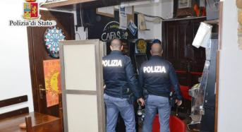 Arrestato ladro sorpreso mentre trascina una macchinetta scambia soldi contenente la somma di 1.500 euro