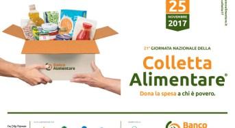#Colletta2017 – Domani S.E. l'Arcivescovo di Catania, Mons. Gristina, parteciperà alla XXI Colletta Alimentare