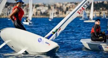 Al via al porto turistico di Marina di Ragusa la prima Italia Cup Classe Laser