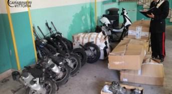 Comiso. Contrasto ai reati predatori: carabinieri denunciano 4 giovani ricettatori e sequestrano refurtiva del valore di oltre 15.000 euro