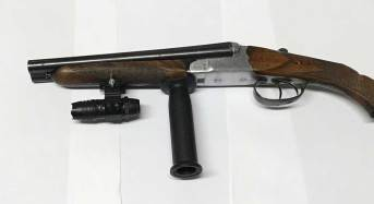 Sorpreso con un fucile a canne mozze in auto. I carabinieri arrestano un teramano