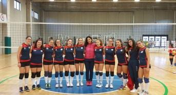 Campionato Under 16 femminile di Pallavolo: Esordio con successo per la Polisportiva Akrai