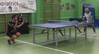 Il tennistavolo Modica in vetta alla classifica in C2 e in D1