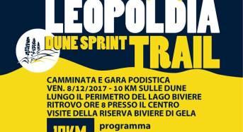 Leopoldia Dune Sprint Trail: Sport in natura al biviere di Gela