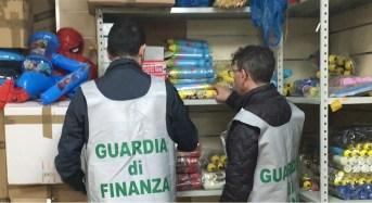 Catania. Sequestrati oltre 200.000 giocattoli contraffatti. Denunciato un cittadino cinese