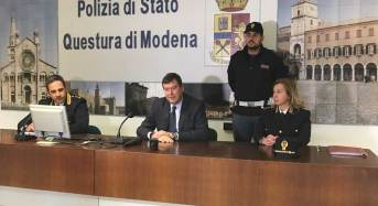 """Modena. Operazione """"STOLI"""": arrestato dalla Polizia di Stato un quinto componente del sodalizio criminale"""