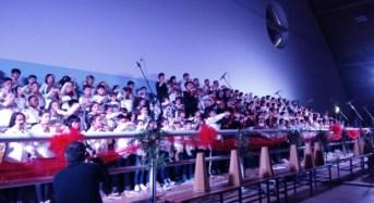 """San Possidonio (Mo). Scuola Primaria """"Don Andreoli"""": grandissimo successo del """"Concerto degli Auguri""""."""