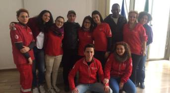 CRI Palermo: A lezione con il clown Lele del Circo Lidia Togni
