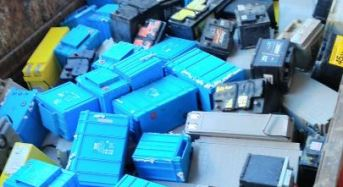 Polizia ferroviaria: In fuga con 310 batterie industriali, sono stati bloccati e denunciati