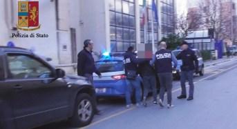 Arrestato stalker vittoriese per l'incendio dell'auto del compagno dell'ex moglie