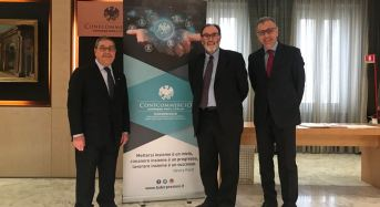 Il ragusano Enzo Buscemi riconfermato nel direttivo del consiglio nazionale di Federpreziosi