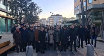 Anche l'associazione Pericentro ha partecipato alla marcia di solidarietà in via Roma ieri pomeriggio a Ragusa