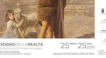 Ragusa. Mostra di Paolo Vetri. Museo della Cattedrale, 25 febbraio-25 marzo 2018