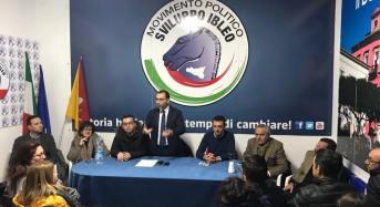 Proficuo incontro politico ieri nella sede Mpsi di Vittoria con i deputati Nino Minardo e Orazio Ragusa e con la candidata alla Camera dei deputati Valeria Zorzi