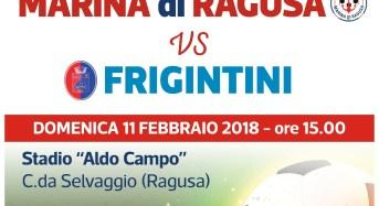 ASD Marina di Ragusa: Domenica prossima arriva all'Aldo Campo il Frigintini