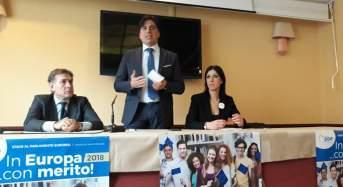 """Ragusa. Presentata """"In Europa…con merito! 2018"""": Tirocini remunerati al Parlamento europeo per giovani laureati siciliani e sardi"""