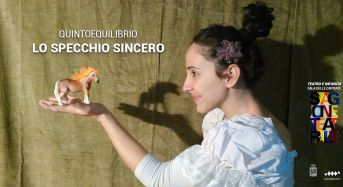 Domenica 11 febbraio a Vittoria: Lo Specchio Sincero, spettacolo Teatro-Ragazzi