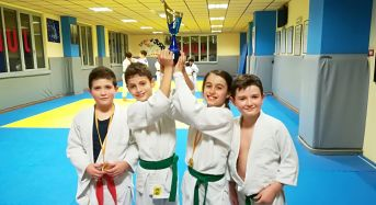 JUDO. Otto atleti e otto medaglie per la scuola Basaki di Ragusa domenica scorsa al Palanebiolo di Messina