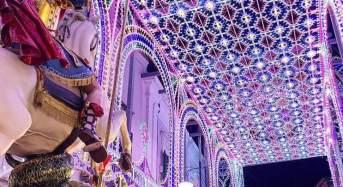 """Domenica sera a Ragusa la """"scinnuta"""" del simulacro del Santo Cavaliere: La festa in onore di San Giorgio prenderà il via al Duomo"""