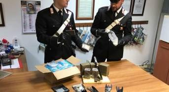 Palermo. Carabinieri: Maxi sequestro di stupefacentiallo Z.E.N. 2