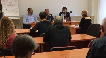Ragusa. Il candidato sindaco Giorgio Massari incontra la Cna