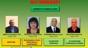Catania, corruzione. 9 arresti tra direttore e funzionari dell'ispettorato territoriale del lavoro di Catania