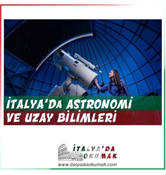 italya astronomi uzay bilimleri
