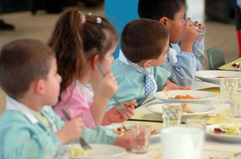 Italian back to school menus