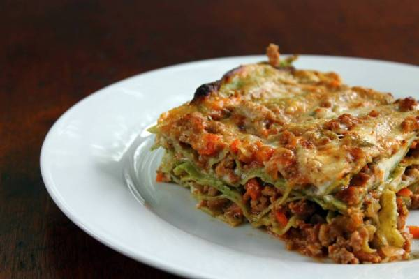 lasagne alla bolognese authentic recipe