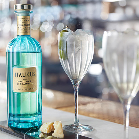 Italicus liqueur, Italy in a bottle