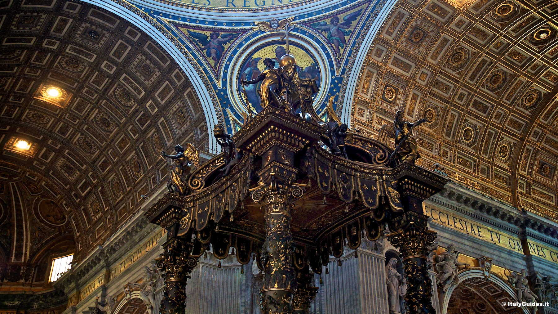 Pictures Of St Peters Basilica Rome Italy