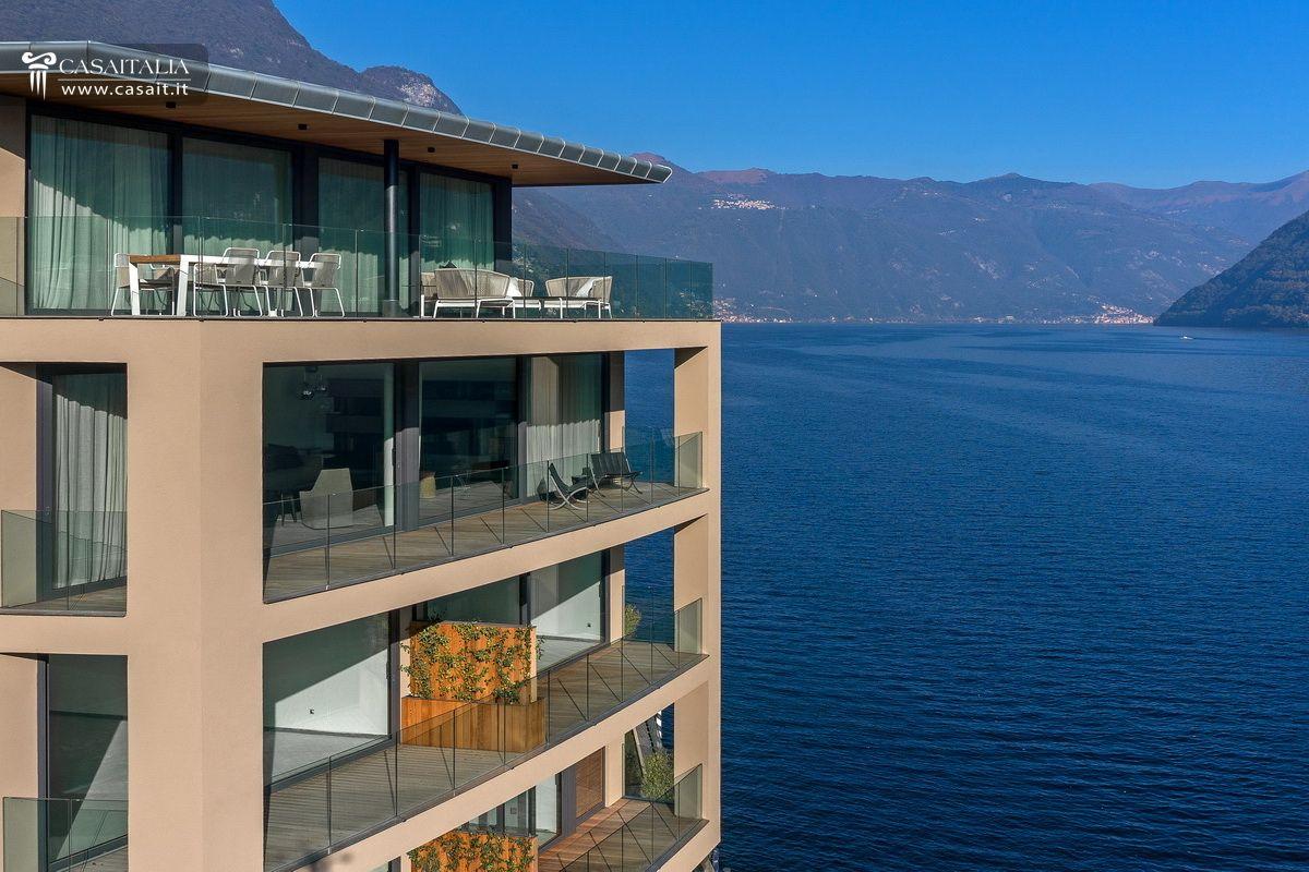 Luxury Apartment For Sale On Lake Como