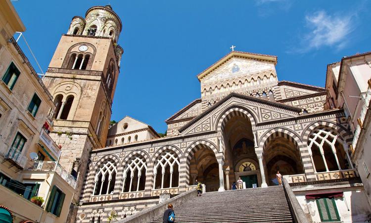 Amalfi Cathedral Italy Magazine