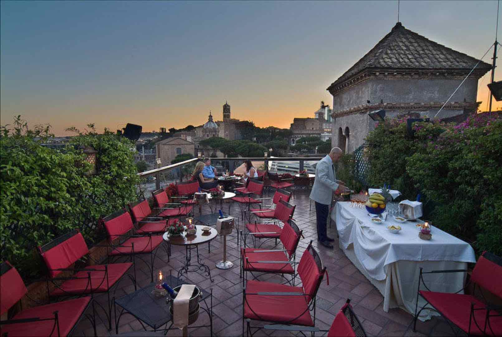 5 Marvelous Rooftop Bars In Rome Italy Perfect