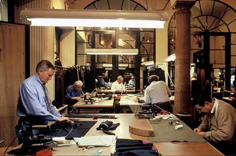 The Famous Tailors Of Naples Italy Travel