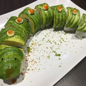 Dragon Roll - Sushi - Itamae restaurant japonais à Marseille