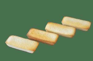 Financiers au Yuzu - Desserts - Itamae
