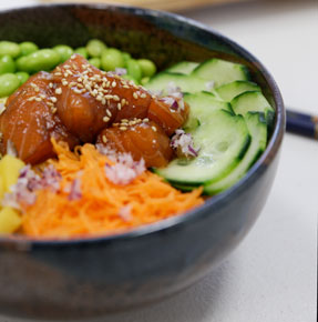 Shake Poke - Poke Bowl - Itamae restaurant japonais à Marseille