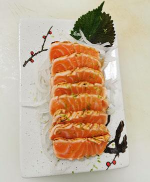 Tataki de saumon - Sushi - Itamae