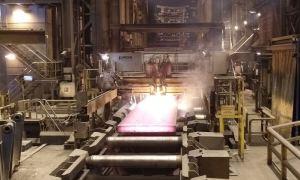 SSAB:n Raahen tehtaan uusi teräslaji tekee laivoista kevyempiä